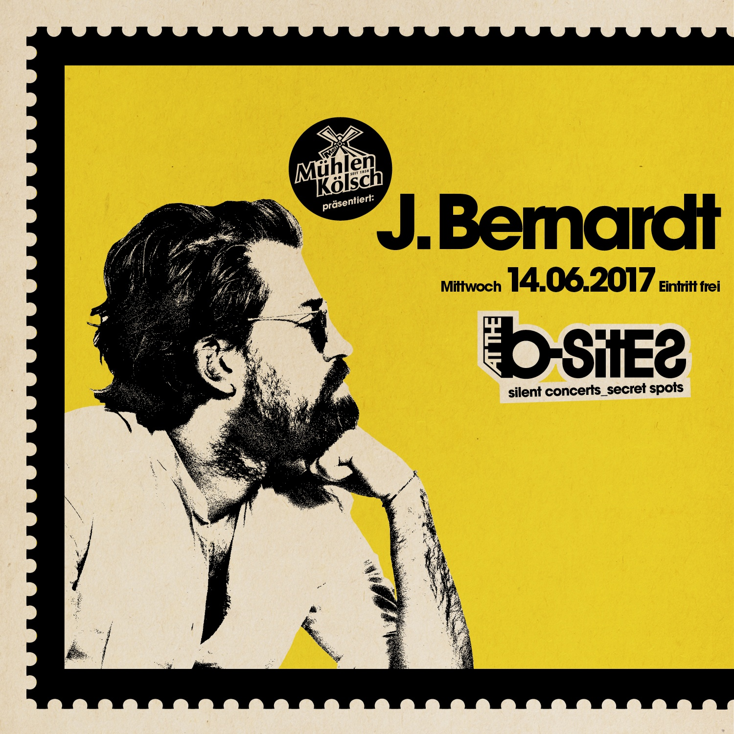 J. BERNARDT at the b-sites
