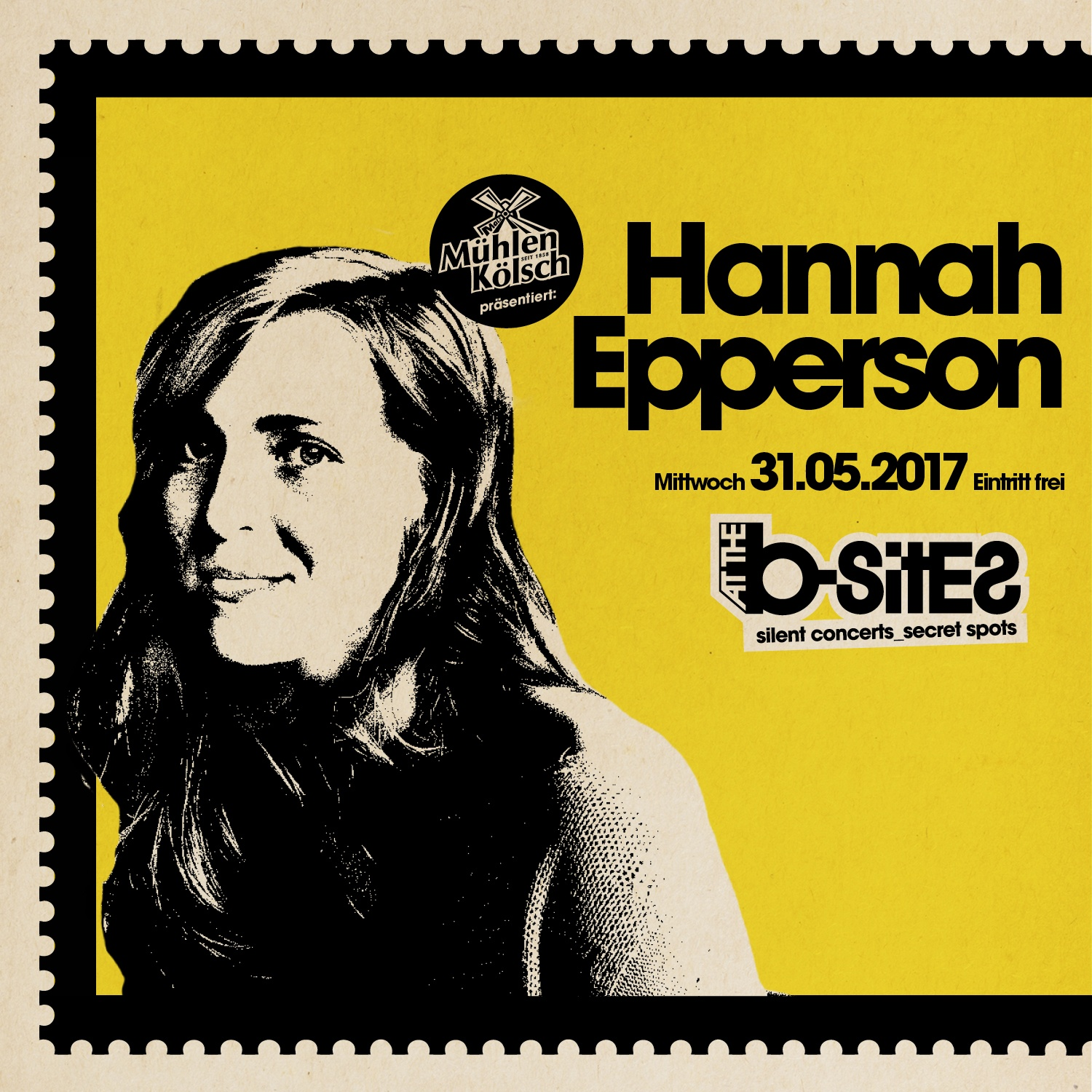 HANNAH EPPERSON at the b-sites