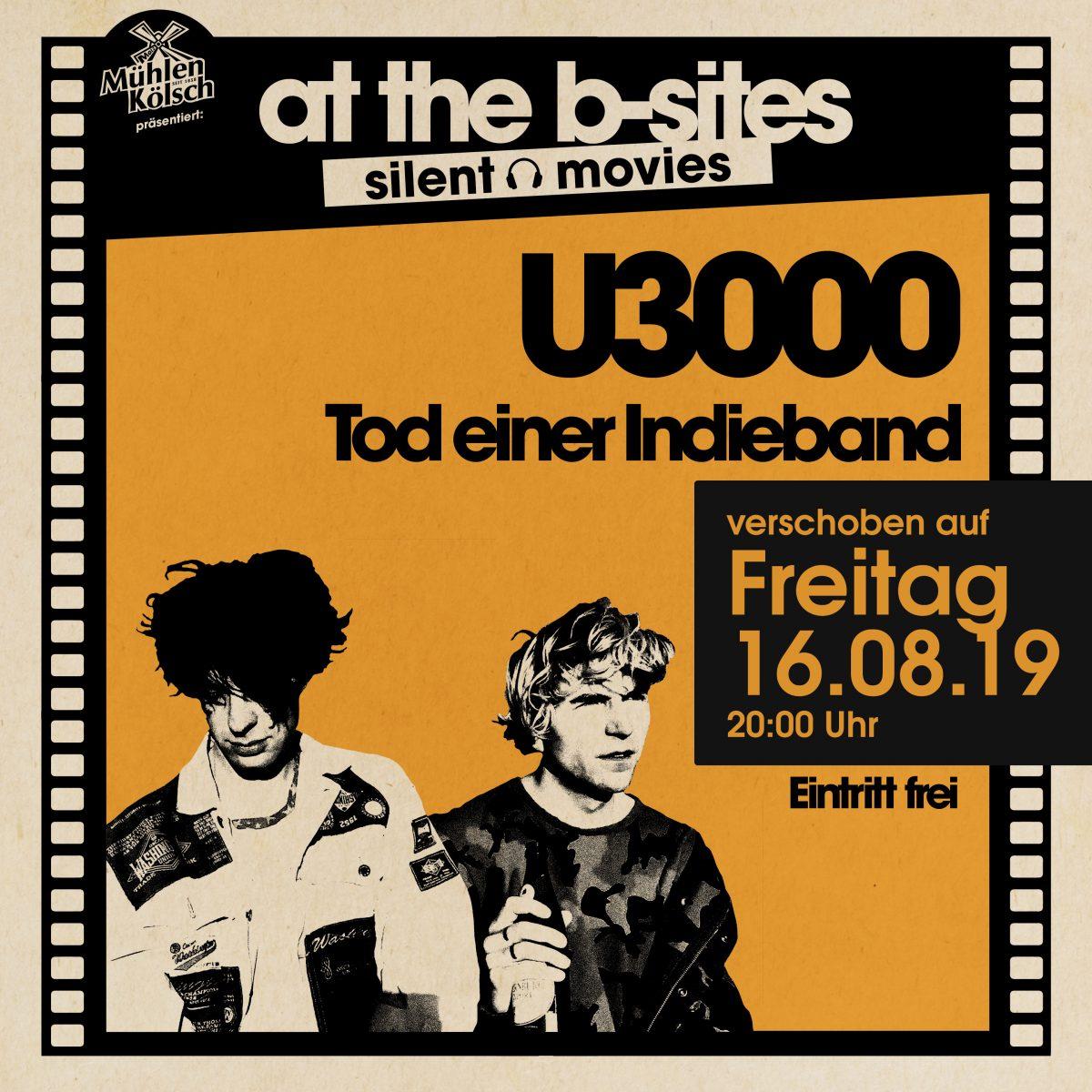 U3000 Tod Einer Indieband