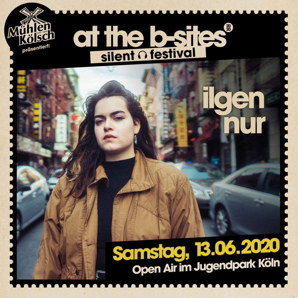 Ilgen-Nur • At The B-Sites Festival 2020